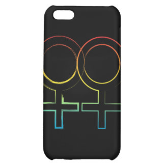 lesbian symbol iPhone 5C cover
