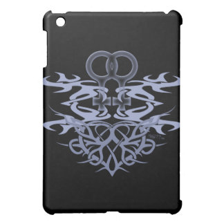 Lesbian Tribal Heart iPad Cases