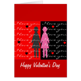 Lesbian Valentine cards and gifts