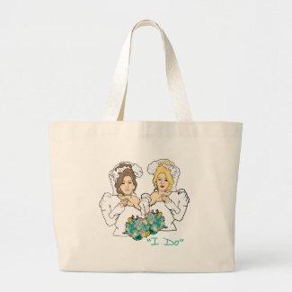 Lesbian Wedding bag