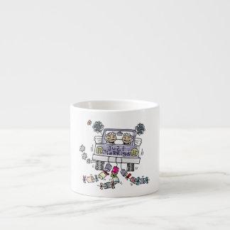 Lesbian Wedding Brides Espresso Cup