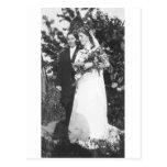 Lesbian Wedding Circa 1920 Postcard