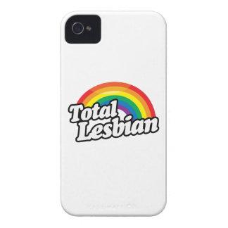 LESBIANA TOTAL iPhone 4 CÁRCASA