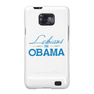 Lesbians for Obama Samsung Galaxy S2 Cases
