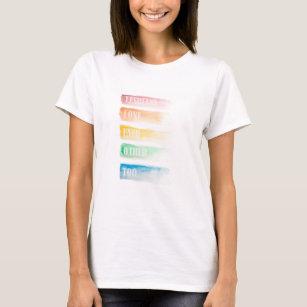 Lesbians Love Each Other Too Tshirt