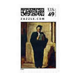 Lesender Lawyer By Daumier Honoré Postage Stamps