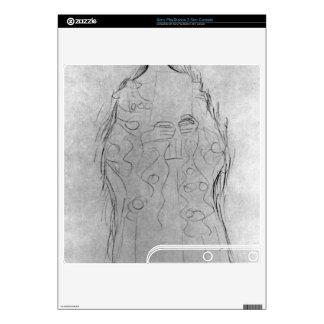 Lesendes girls II by Gustav Klimt PS3 Slim Console Decal