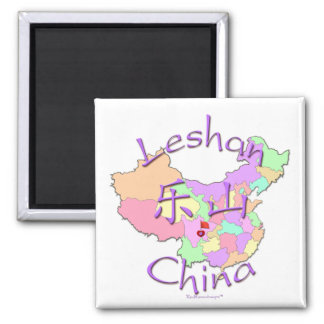 Leshan China Magnet
