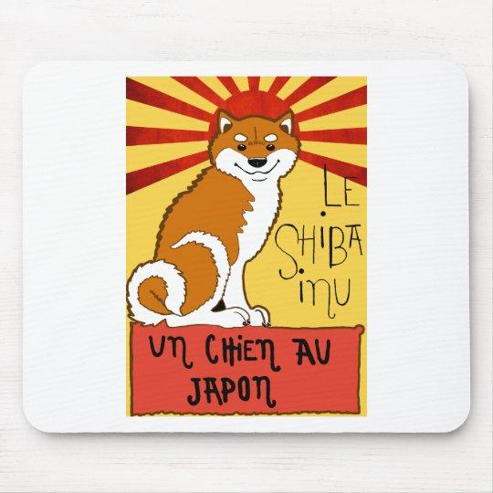 LeShiba Mouse Pad