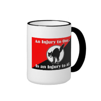 lesión a una está y lesión a toda la taza