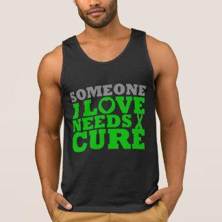 Lesión de la médula espinal alguien amor de I nece Camisetas