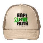 Lesión de la médula espinal de la fe del amor de l gorras