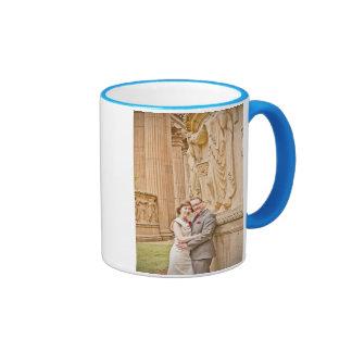 Lesley & Ali's Wedding Mug