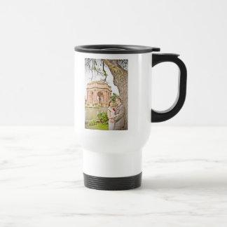 Lesley & Ali's Wedding Travel Mug