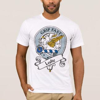 Leslie Clan Badge T-Shirt