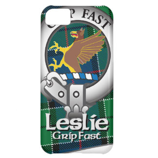 Leslie Clan Cover For iPhone 5C