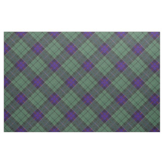 Leslie clan Plaid Scottish tartan Fabric
