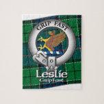 Leslie Clan Puzzle