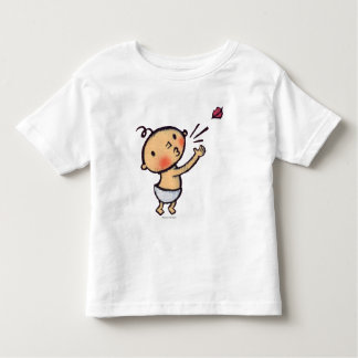 Leslie Patricelli Blow a Kiss Baby Toddler T-shirt
