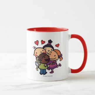 Leslie Patricelli Group Hug with Friends Mug