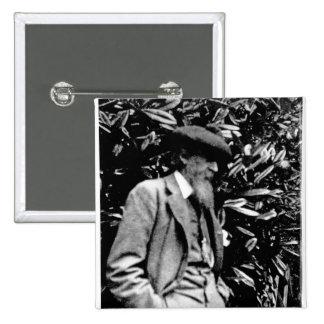 Leslie Stephen, 1900 Button