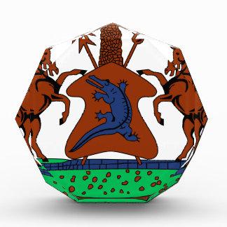Lesotho Coat of Arms Award