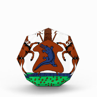 Lesotho Coat of Arms Awards