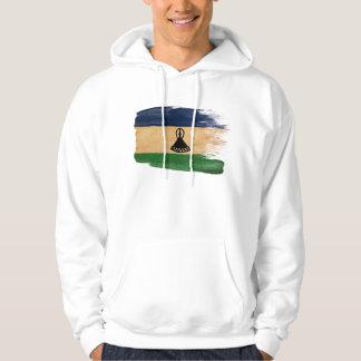 Lesotho Flag Hoodie