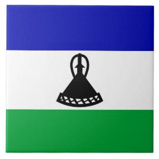 LESOTHO LARGE SQUARE TILE