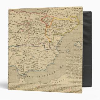 L'Espagne 1027 a 1212 Binder