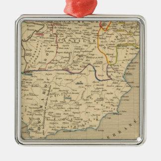 L'Espagne 1027 a 1212 Metal Ornament