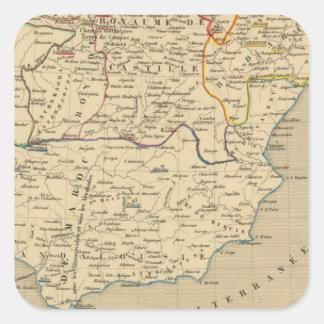 L'Espagne 1027 a 1212 Stickers