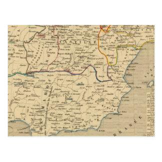 L'Espagne 1027 un 1212 Postal