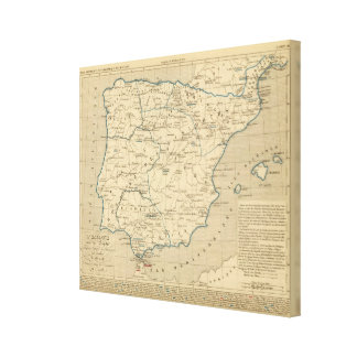 L'Espagne 585 756 Lienzo Envuelto Para Galerias