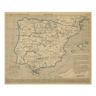 L'Espagne 585 756 Póster