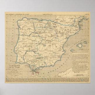 L'Espagne 585 756 Posters