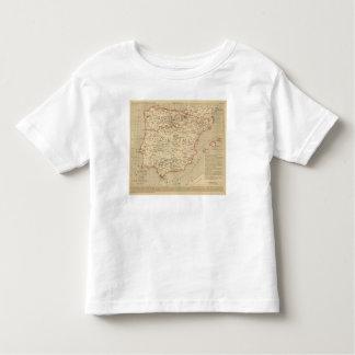 L'Espagne 756 a 1030 Toddler T-shirt