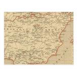 L'Espagne 756 un 1030 Postal
