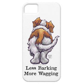 Less Barking, More Wagging iPhone SE/5/5s Case