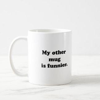 Less Funny Mug