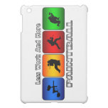 Less Work And More Paintball iPad Mini Cases