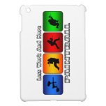 Less Work And More Paintball iPad Mini Covers
