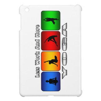 Less Work And More Yoga iPad Mini Covers