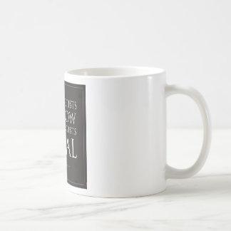 Lesser Artists Borrow, Great Artists Steal Coffee Mugs