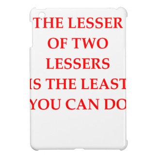 LESSER CASE FOR THE iPad MINI