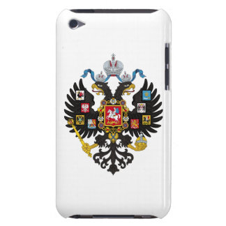 Lesser Coat of Arms of Russian Empire 1883 Barely There iPod Cover