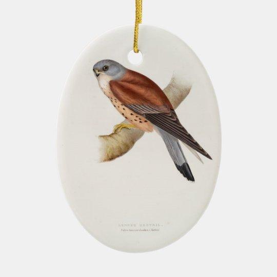 Lesser Kestrel Ornament