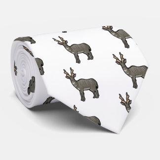 Lesser Kudu Tie