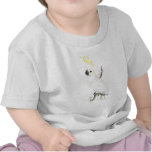 Lesser Sulphur-Crested Cockatoo by Edward Lear Shirts