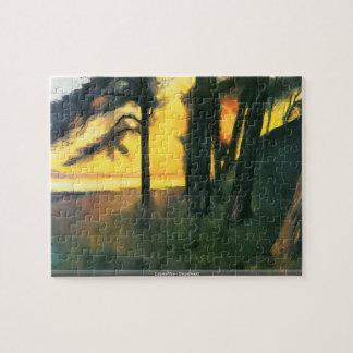 Lesser Ury - Grunewald puzzle